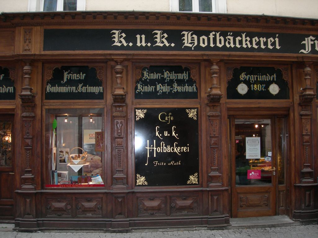 k.u.k. Hofbäckerei Fritz Rath