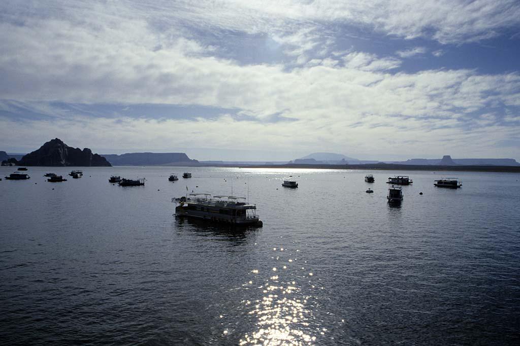 Blick auf den Lake Powell