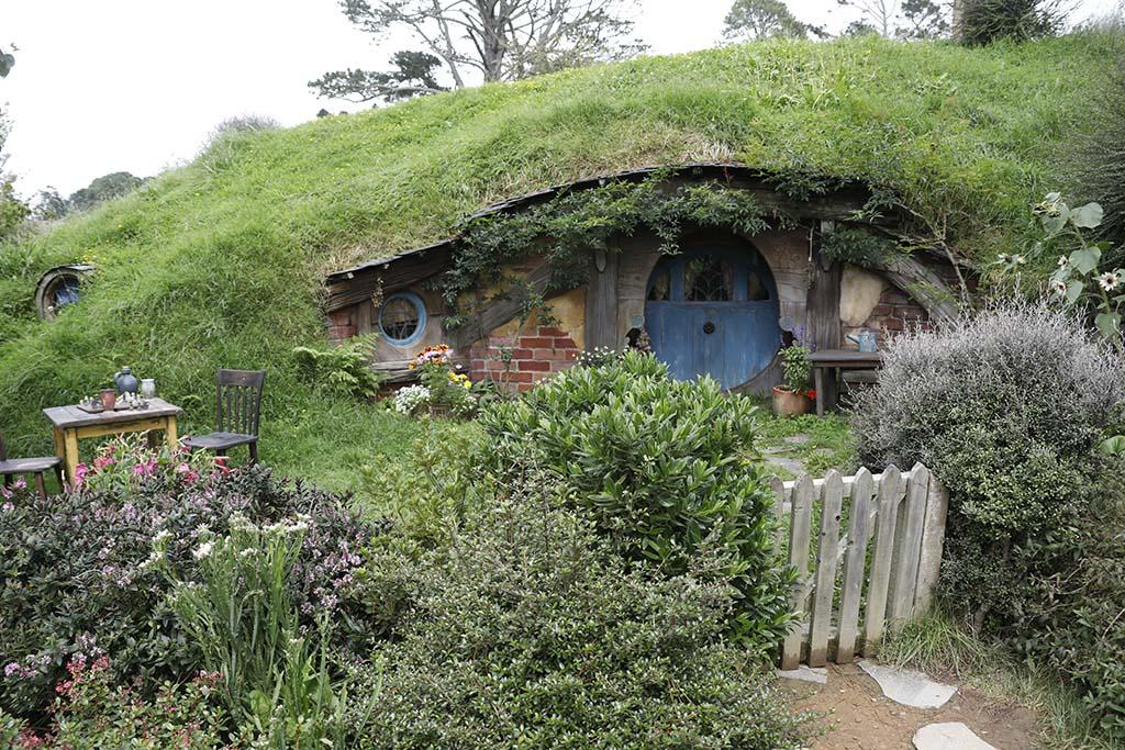 Hobbit-Bau